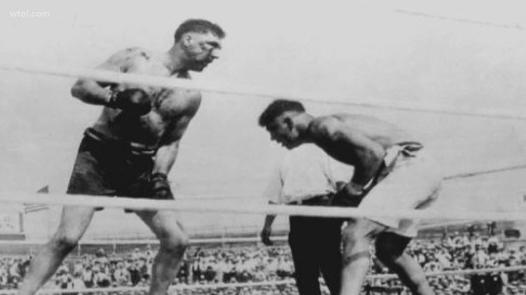 Today in Toledo History: Towering trees, a boxing great, and UFOs?