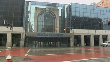 SeaGate Centre identified as alternate care facility in case of COVID-19 hospital surge