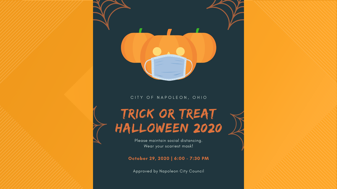 Bowling Green Ohio Halloween Trick Or Treat 2020 Will there be trick or treating in Ohio this year? | wtol.com
