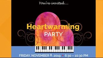 Ronald McDonald House to host 'Heartwarming Party'
