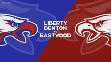 Liberty-Benton takes on  undefeated Eastwood