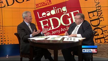 Feb. 17: Leading Edge with Jerry Anderson - Guest City Councilman Peter Ujvagi (part 2)