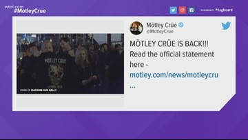 WHAT'S TRENDING: Mötley Crüe makes a comeback