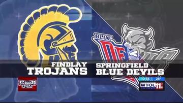 3/1: BBF Findlay vs Springfield