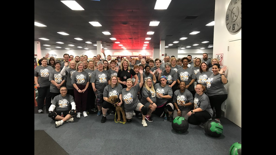 SFWLC: The Total Body Challenge