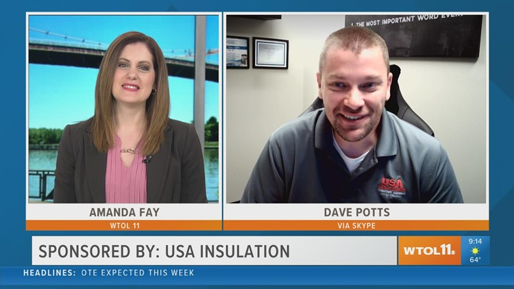 Don't let the hot air out this winter with help from USA Insulation