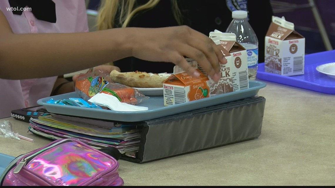 Northwest Ohio schools making quick adjustments to lunch in the face of food shortages caused by COVID-19
