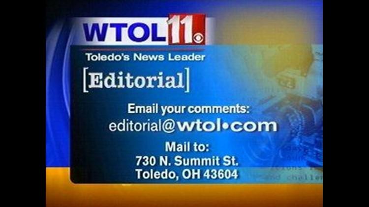 WTOL Editorial: Strip Irish of His Title