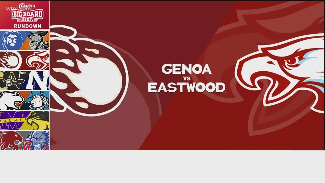 Big Board Friday Week 5: Genoa vs. Eastwood