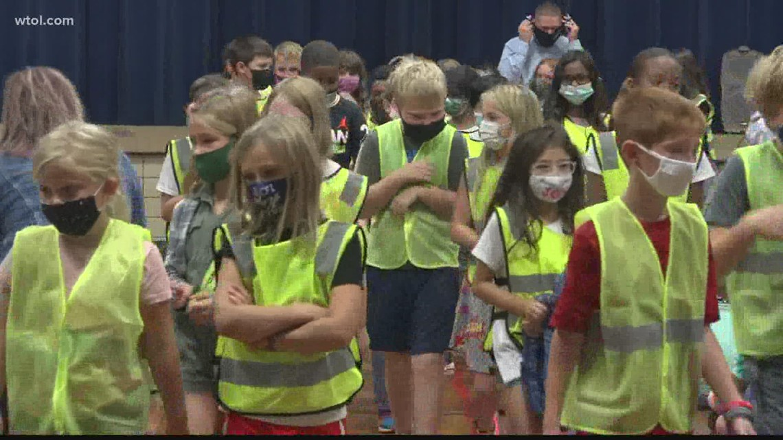 Perrysburg's Toth Elementary receives big grant to help with safety upgrades