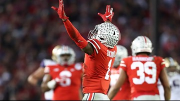Ohio State remains at No. 2 in third College Football Playoff poll