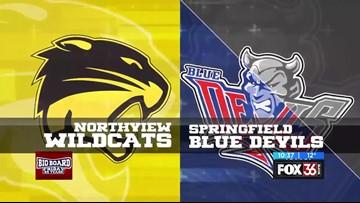 BBF: 1/24 - Northview vs Springfield