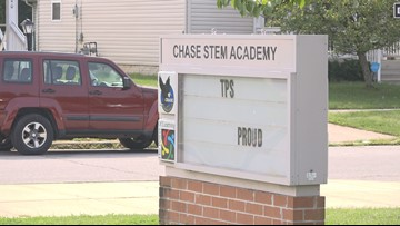 TPS' Chase STEMM Academy receives B on report cards