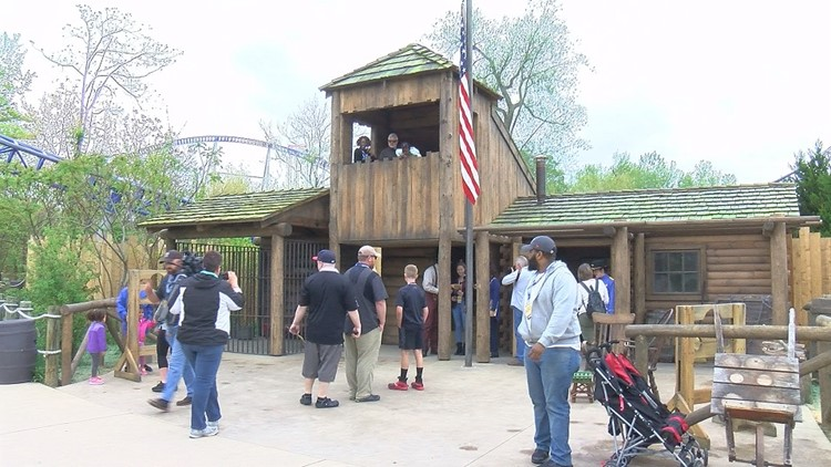 Cedar Point to unveil 'Forbidden Frontier' Memorial Day weekend