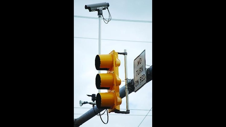 Courier: Cameras help keep Findlay traffic moving | wtol com