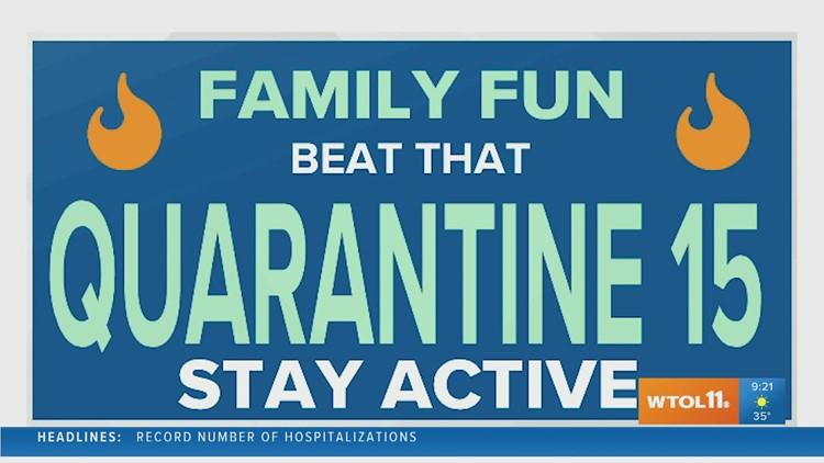 SFWC: Beat the Quarantine 15
