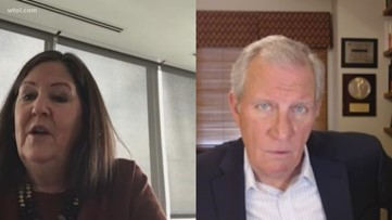 March 29, 2020: Leading Edge with Jerry Anderson — Lucas County Commissioner Tina Skeldon Wozniak | Part 1