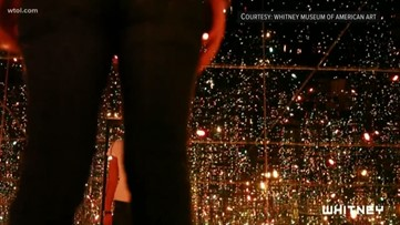 'Fireflies on the Water' Offers Surreal Experience at Toledo Museum of Art