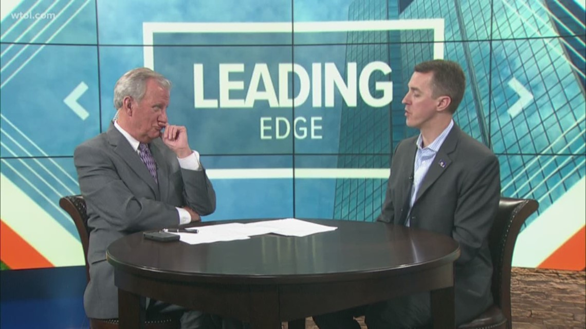 May 19: Leading Edge with Jerry Anderson - Guest Wade Gottschalk