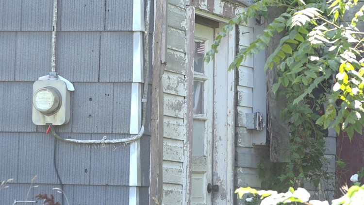 Jerry City home blight