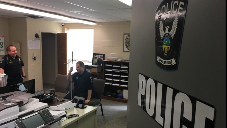 Walbridge Police welcome new Honorary Officer Doug Perez