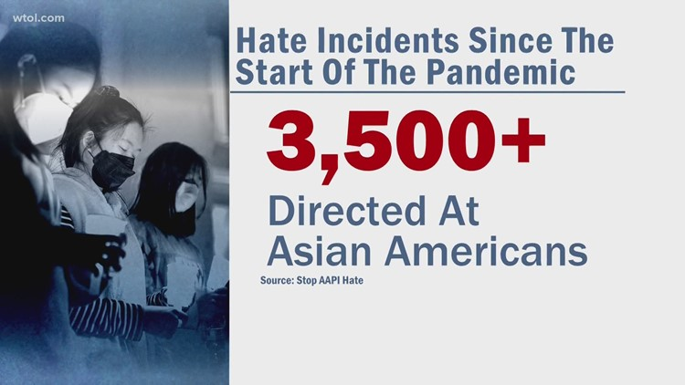 UToledo townhall discusses rise in Asian hate crimes during pandemic