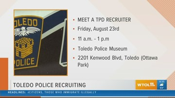 TPD recruiting