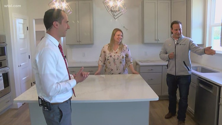 The minds behind the designs for 4 years of St. Jude Dream Homes