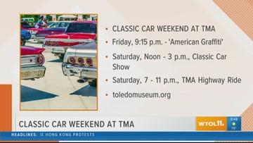 Classic Car Weekend at TMA