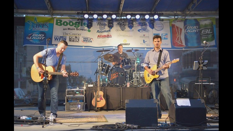 Boogie on Main Street this Friday in Findlay | wtol com