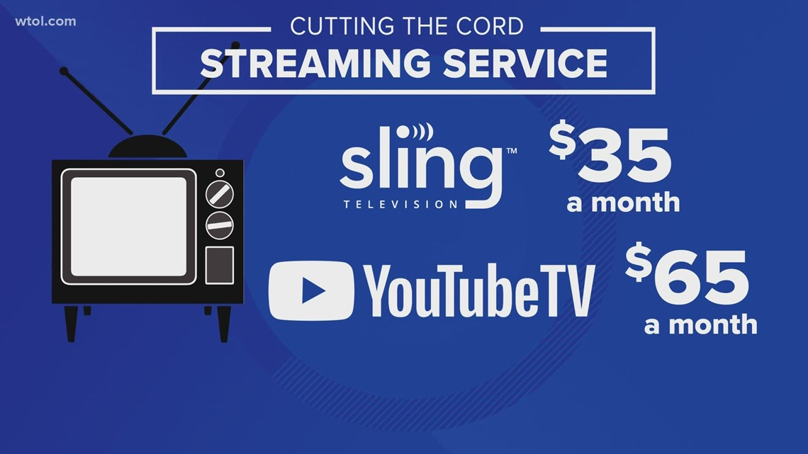 Cutting the cord: Saving money by subscribing to streaming services | Stretching Your Dollar