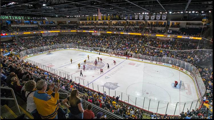 Toledo Walleye announce home schedule for 2021-22 season