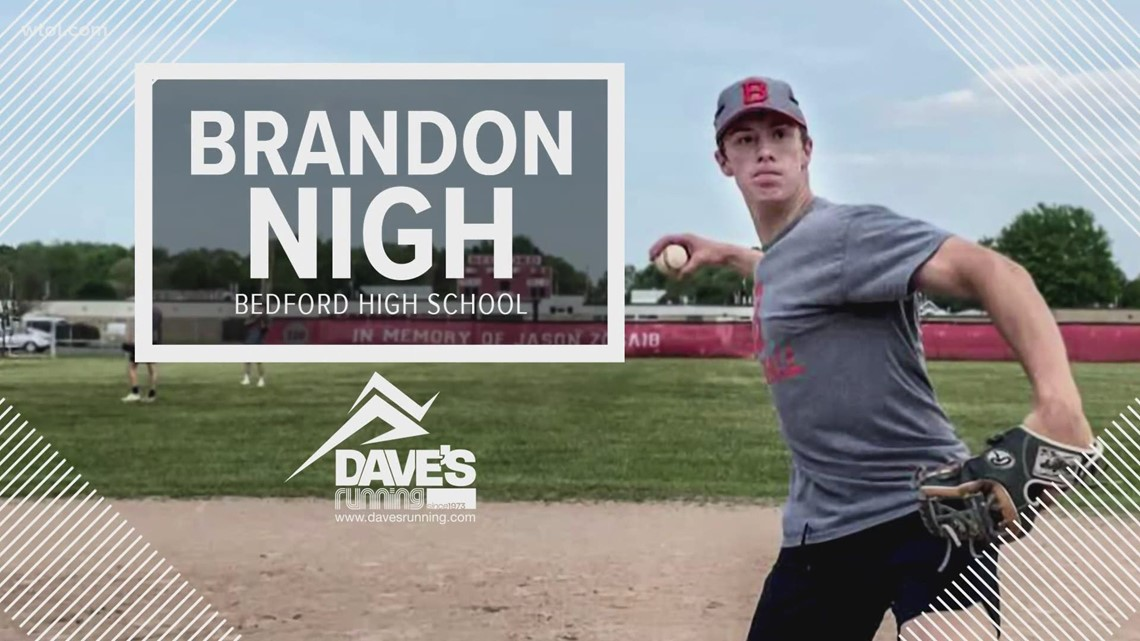 Athlete of the Week: Bedford's Brandon Nigh