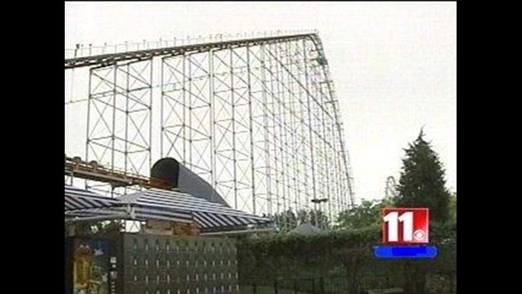 Cedar Point Coaster Reopened After Crash, Injuries