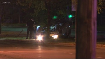 Charges possible in Anthony Wayne Trail rollover crash