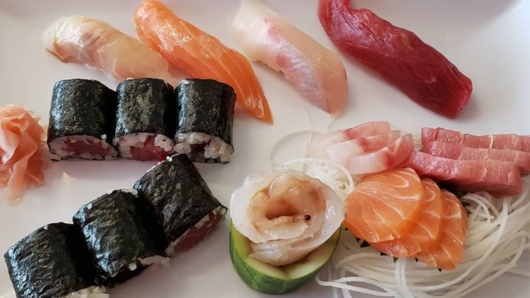Local Japanese Restaurant Offers Promotion To Honor First