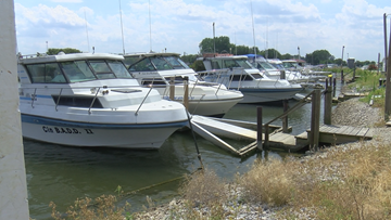 Algae bloom affecting charter boat business on Lake Erie