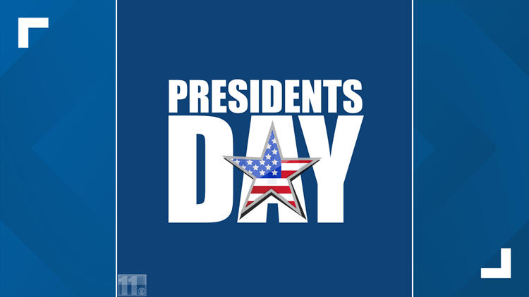 What's closed on Presidents Day