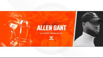 Allen Gant accepts job as defensive coordinator at West Virginia Wesleyan
