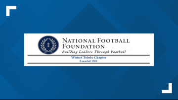 The National Football Foundation banquet canceled due to coronavirus