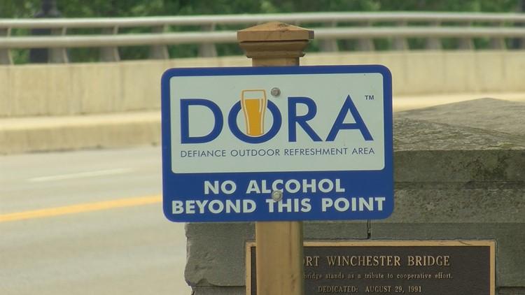 Proposal would expand Defiance DORA