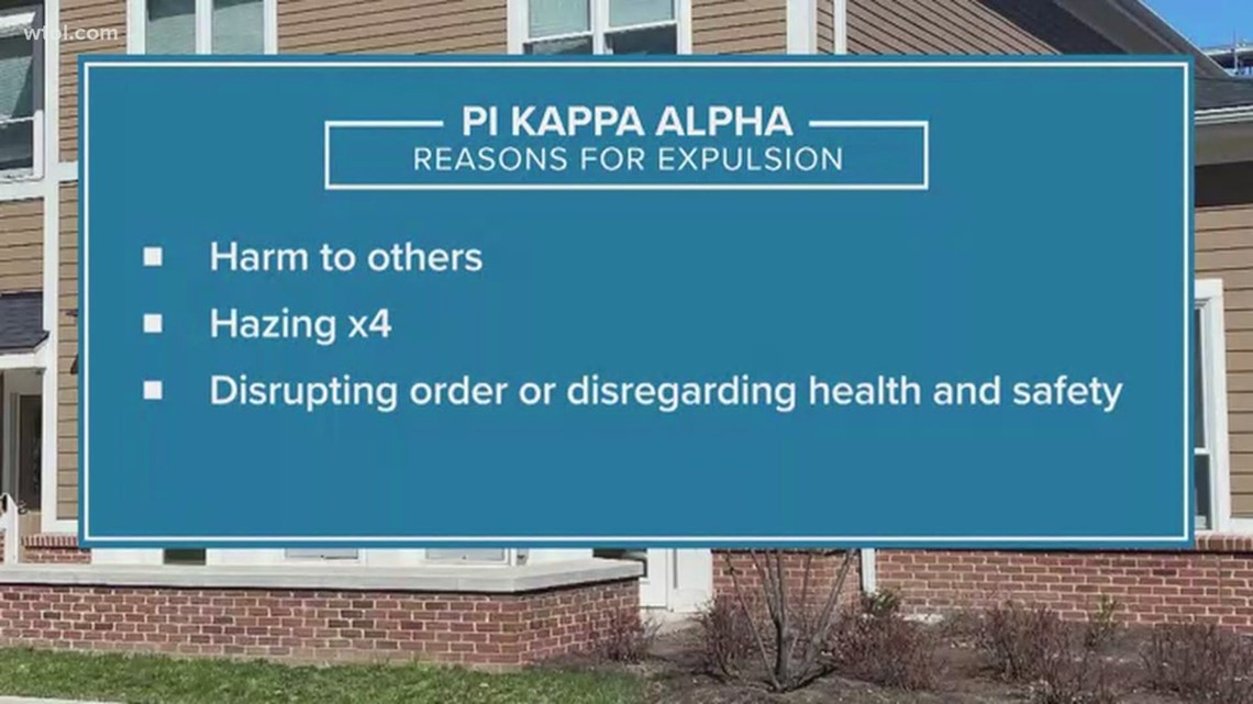 BGSU investigation details  Pi Kappa Alpha history of hazing and dishonesty leading to permanent ban