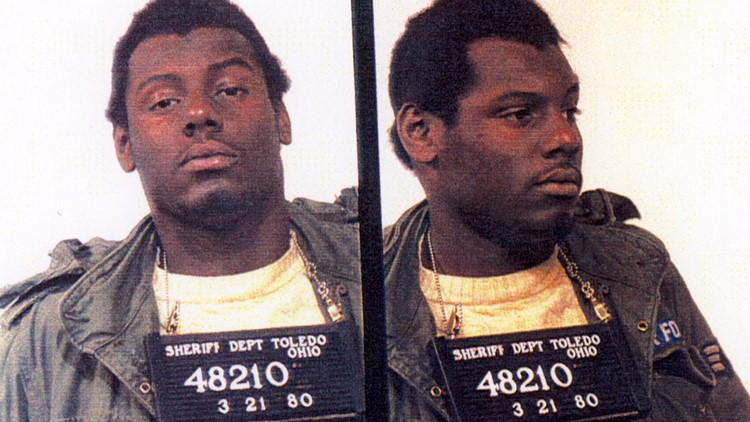 Nathaniel Cook mugshot March 21 1980