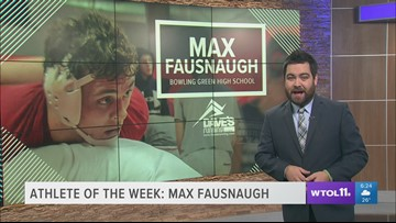 Bowling Green's Max Fausnaugh: Athlete of the Week