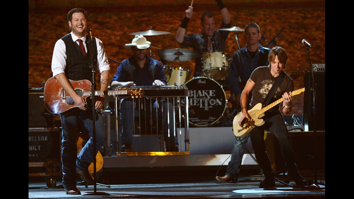 Keith Urban, Blake Shelton coming to Bash on the Bay