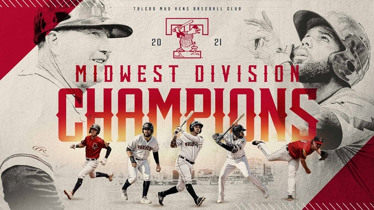 Mud Hens capture Triple-A East Midwest Division title