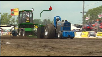 BG officials: construction shouldn't impact National Tractor Pulling Championship