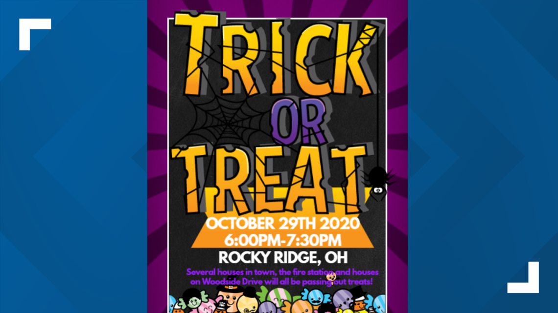 Rossford 2020 Halloween Parade Rained Out Will there be trick or treating in Ohio this year? | wtol.com