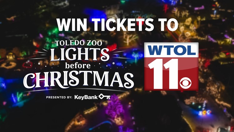 One last chance to win 4 tickets to Lights Before Christmas!