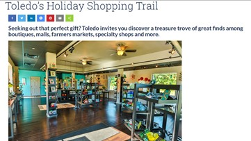 Holiday shopping trail highlights local shops, businesses